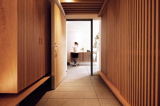 餐桌椅_向北歐學簡單生活 陽光搖擺的格柵房子