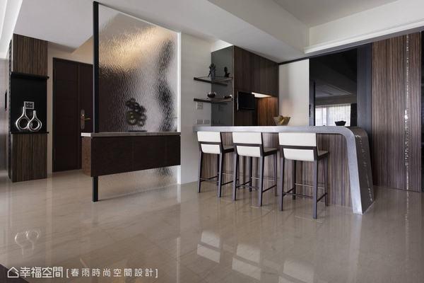 餐桌椅_4種超好用的中島吧台 打造超完美開放式廚房