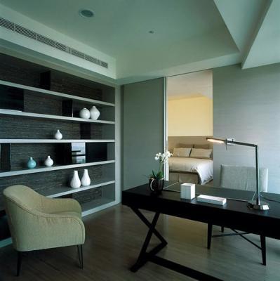 考试, 领有室内装修设计与施工执照之专业设计师所
